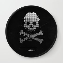 Game over Glitch Loading Wall Clock