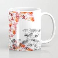 botanical Mugs featuring Botanical by Amy Davis