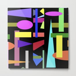 Abstractwork No. 1160 Metal Print