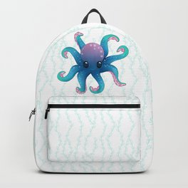 Octopus friend Backpack