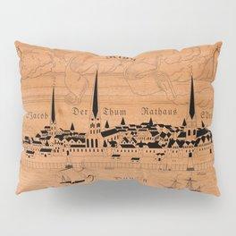 Riga 1544 (mahogany) Pillow Sham