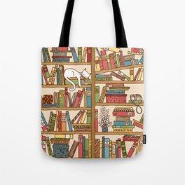 Bookshelf No. 1 Tote Bag
