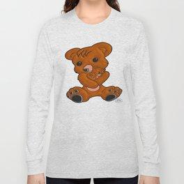 Teddy's Love Long Sleeve T-shirt