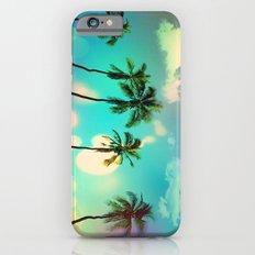 Palm trees  Slim Case iPhone 6s