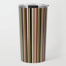 Old Skool Stripes - The Dark Side Travel Mug
