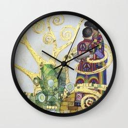 Embracing Love 2 Wall Clock