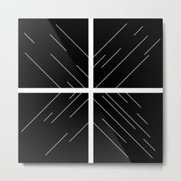 X-PLOSION Metal Print