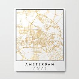 Amsterdam netherlands city street map art art print by deificusart amsterdam netherlands city street map art metal print publicscrutiny Images