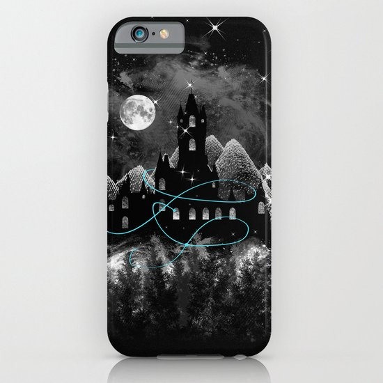 The Hidden Kingdom iPhone & iPod Case