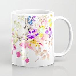 Soft bunnies pink Coffee Mug