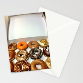 Krispy Kreme. Stationery Cards