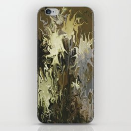 The Sequence of Distance iPhone Skin