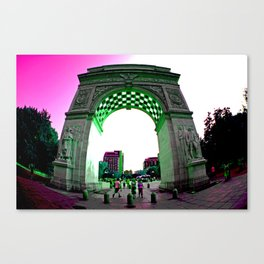 Washington Square Park Canvas Print