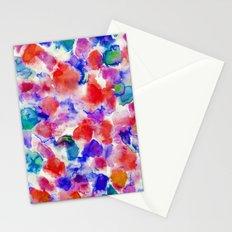 Amaris Blue Stationery Cards
