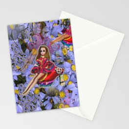 JOuRNeY into WONDERLAND, get WOWED by tHE wHImSiCal PEaCOck! Stationery Cards