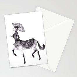 Victorian Centaur Stationery Cards