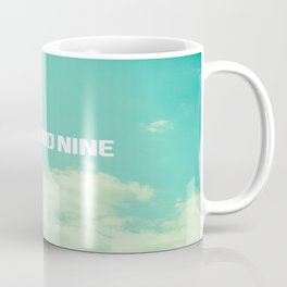 On Cloud Nine  Coffee Mug
