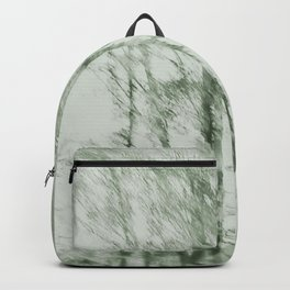 Windy woods (green) Backpack