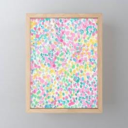 Lighthearted Summer Framed Mini Art Print
