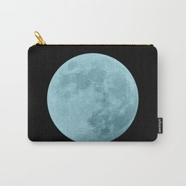 BLUE MOON // BLACK SKY Carry-All Pouch