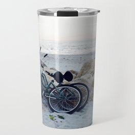 Captiva Island Bikes by Ocean Travel Mug