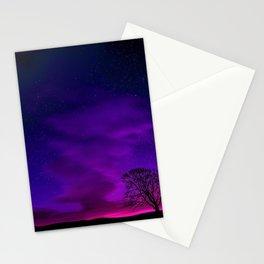 One Tree Hill, Purple Twilight Stationery Cards