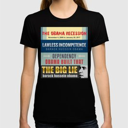 Failed President Obama  T-shirt