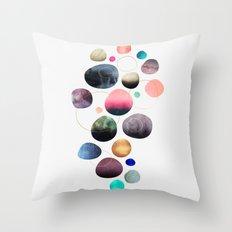 My favorite pebbles Throw Pillow