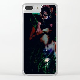 A Male Gaze Clear iPhone Case