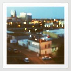 Nashville #2 Art Print