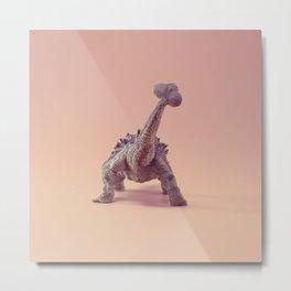 Ankylosaurus's butt Metal Print
