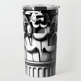 Corinthian Capital Travel Mug