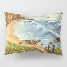 Strumble Head, Pembrokeshire Pillow Sham