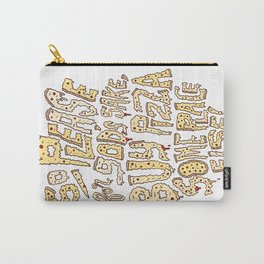 Buy Pizza Someplace Else! Carry-All Pouch