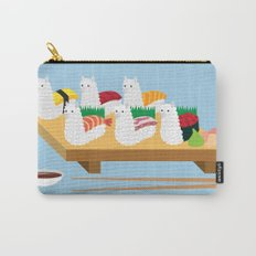 Alpaca Sushi Carry-All Pouch