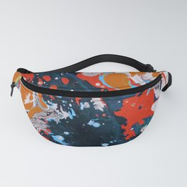 Abstract artistic painting Fanny Pack