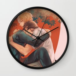 Raira Days Wall Clock