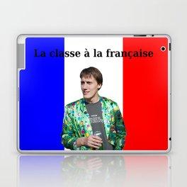 La classe à la française Laptop & iPad Skin