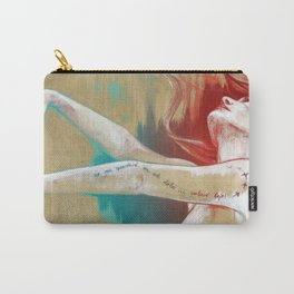 I won´t stay in this pain… (I´ll fly away) Carry-All Pouch