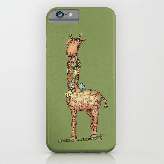 Cleo - green iPhone & iPod Case