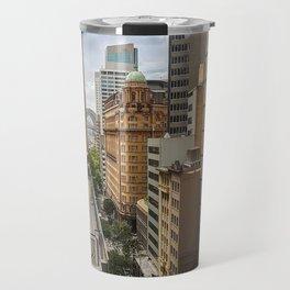 Pitt Street, Sydney Travel Mug