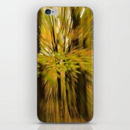 Zoom Wush iPhone Skin