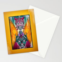 Versus Stationery Cards
