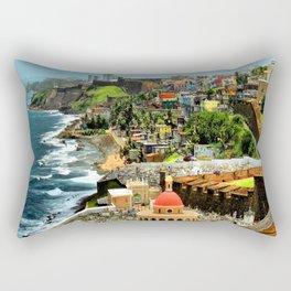 Faith Not Lost Rectangular Pillow