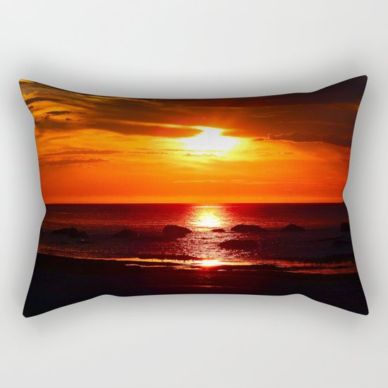 Shine on Twilight Rectangular Pillow