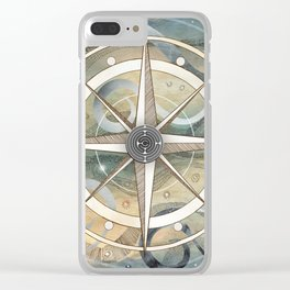 pathfinder Clear iPhone Case