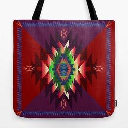 southwest dream in wine Tote Bag