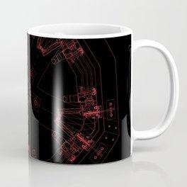 Detailed architectural node_3 Coffee Mug