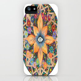 Shards of Love iPhone Case