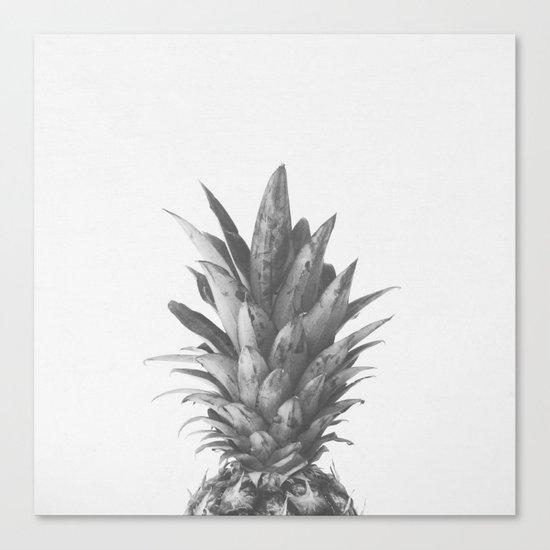 Pineapple Top II Canvas Print
